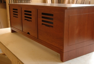 American-Cherry-Media-Console-with-ventilation-and-cable-management