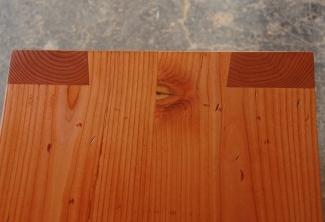 Reclaimed-Doug-Fir-Large-Dovetailed-Bench