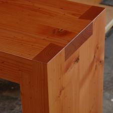 Reclaimed-Doug-Fir-Large-Dovetail-Bench