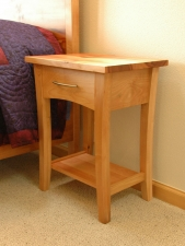 Pacific Madrone Night Stands