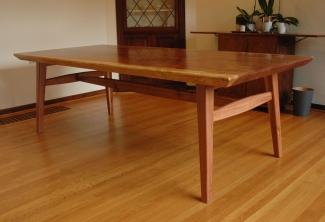 Mid-Century-Modern-Redwood-Table-angle