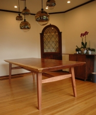 Mid-Century-Modern-Redwood-Table