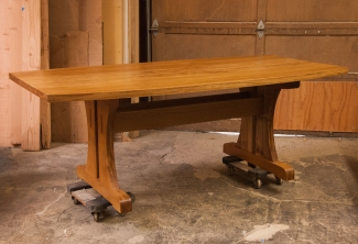 White-Oak-Conference-Table-angle-view