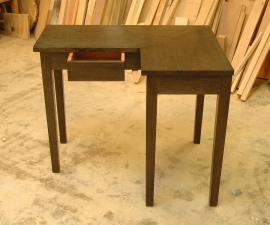 Oregon-White-Oak-Corner-Desk
