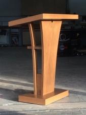 Oregon White Oak Pulpit