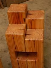 reclaimed-doug-fir-end-table-circular-rings
