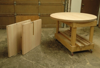 American-Cherry-Round-Knock-Down-Table-Parts