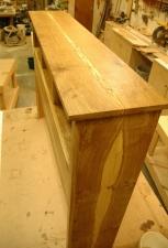 Oregon-White-Oak-Storage-Headboard-angled