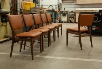 Six-Western-Walnut-and-Leather-Finn-Juhl-Inspired-Dining-Chairs-bk