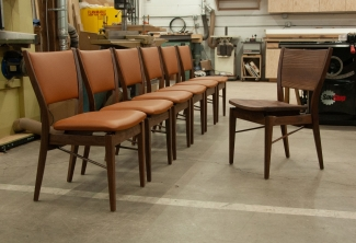 Western-Walnut-and-Leather-Finn-Juhl-Inspired-Dining-Chairs